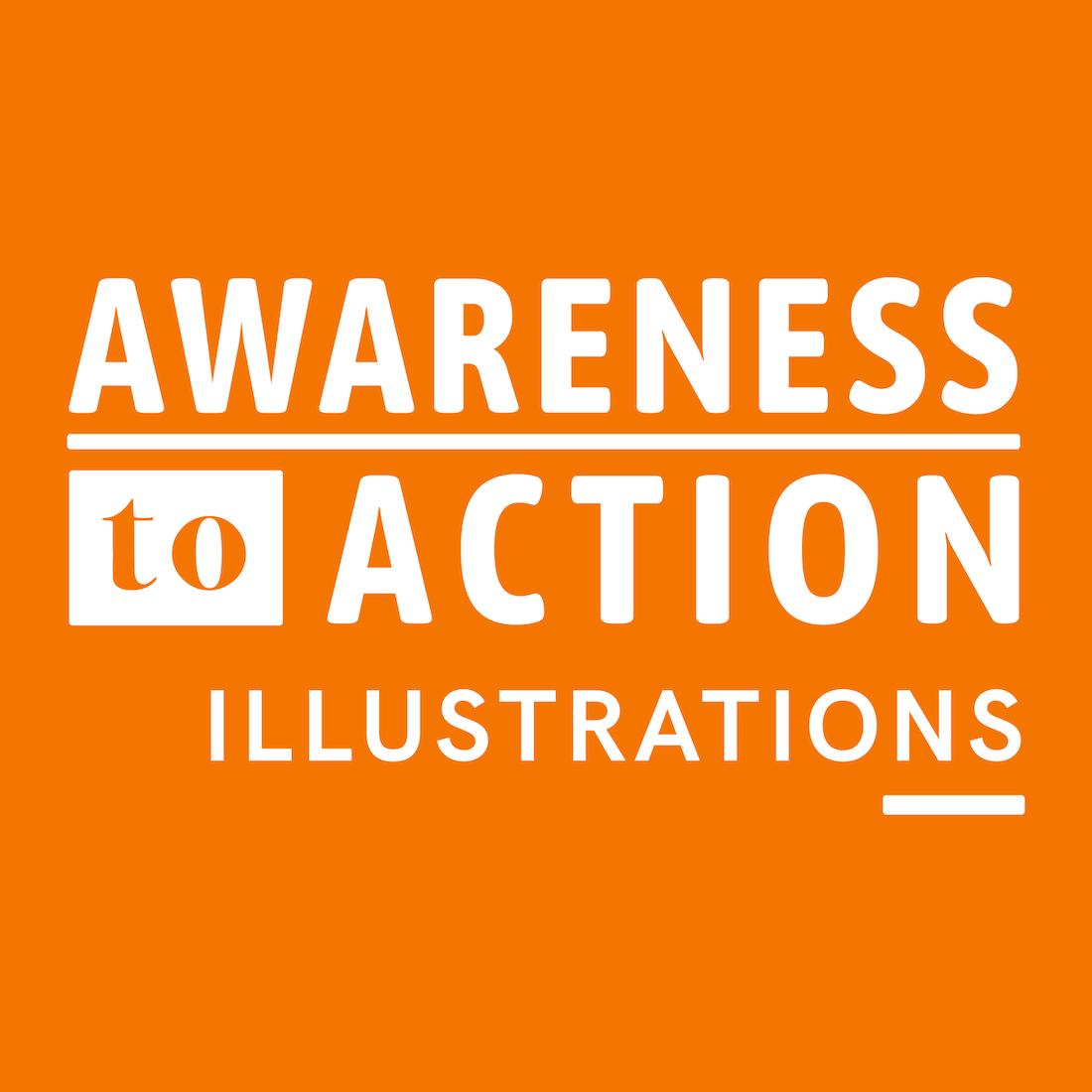 Awareness to Action Logo